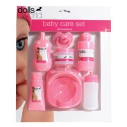 AKCESORIA BABY CARE SET