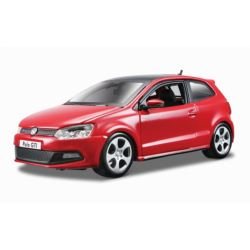 BBURAGO. MODEL 1:24 VW POLO GTI MARK 5