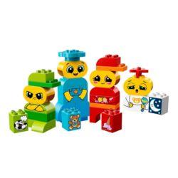 LEGO DUPLO 10861 MOJE PIERWSZE EMOCJE