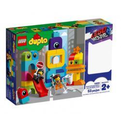 LEGO MOVIE 2 DUPLO 10895 GOŚCIE Z PLANETY DUPLO
