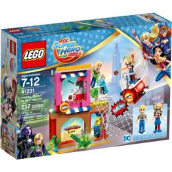 LEGO DC SUPER HERO GIRLS. HARLEY QUINN 41231
