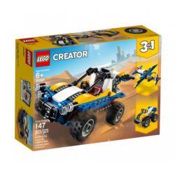 LEGO CREATOR 31087 LEKKI POJAZD TERENOWY