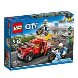 LEGO CITY 60137 ESKORTA POLICYJNA