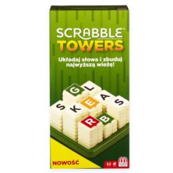 SCRABBLE. GRA SCRABBLE TOWER