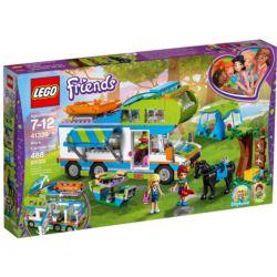 LEGO FRIENDS. SAMOCHÓD KEMPINGOWY MII 41339