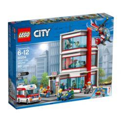 LEEGO CITY. SZPITAL LEGO