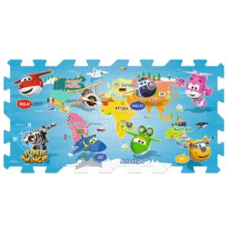PUZZLOPIANKA- PUZZLE PIANKOWE. SUPER WINGS