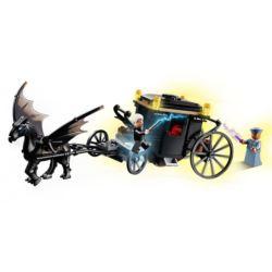 LEGO FANTASTIC BEASTS 75951 UCIECZKA GRINDELWALDA