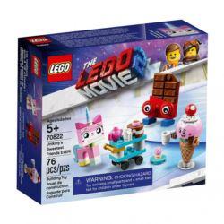 LEGO MOVIE 2 70822 NAJLEPSI PRZYJACIELE KICI ROŻEK