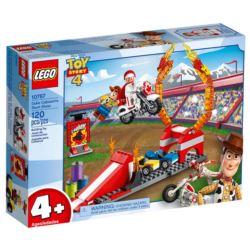 LEGO JUNIORS 10767 POKAZ KASKADERSKI DIUKA KABUM