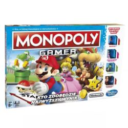 HASBRO. MONOPOLY GAMER