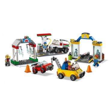 LEGO CITY 60232 CENTRUM MOTORYZACYJNE