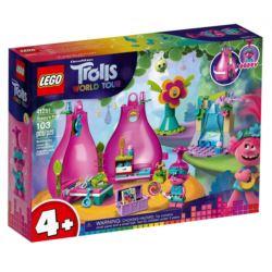 LEGO TROLLS 41251 OWOCOWY DOMEK POPPY