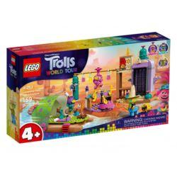 LEGO TROLLS 41253 PUSTKOWIE I PRZYGODA NA TRATWIE