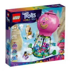 LEGO TROLLS 41252 PRZYGODA POPPY W BALONIE
