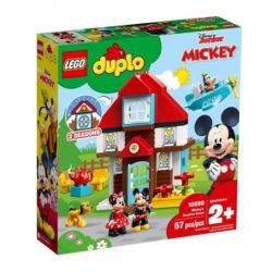 LEGO DUPLO 10889 DOMEK WAKACYJNY MIKIEGO