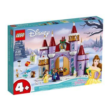 LEGO DISNEY 43180 ZIMOWE ŚWIĘTO W ZAMKU BELLI