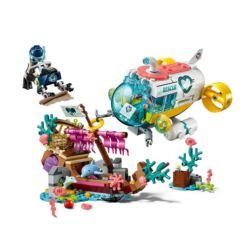 LEGO FRIENDS 41378 NA RATUNEK DELFINOM