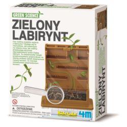 GREEN SCIENCE. ZIELONY LABIRYNT