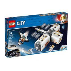 LEGO CITY 60227 STACJA KOSMICZNA NA KSIĘŻYCU
