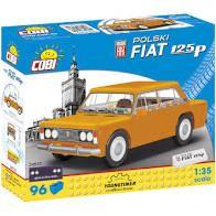 CARS. POLSKI FIAT 125P 96 EL.
