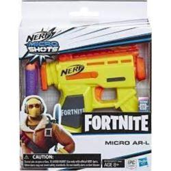NERF FORTNITE. MICROSHOTS AR L