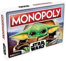 MONOPOLY STAR WARS MANDALORIAN