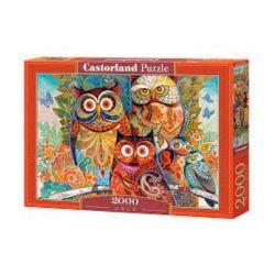 PUZZLE 2000 OWLS