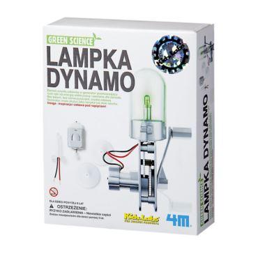 GREEN SCIENCE. LAMPKA DYNAMO