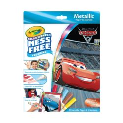 COLOR WONDER. CARS 3