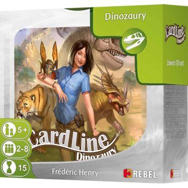 CARDLINE. DINOZAURY