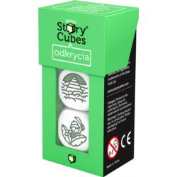 STORY CUBES. ODKRYCIA