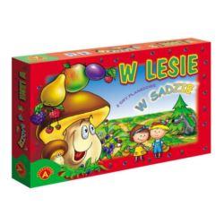 GRY LOSOWE. W LESIE/ W SADZIE